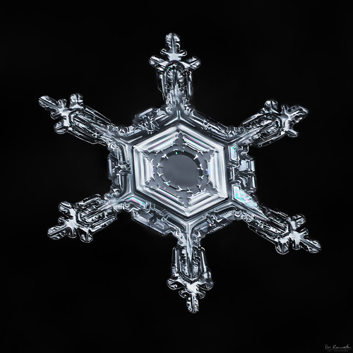 snowflake winter sky snow macro ice nature water frozen crystal flake physics fractal focusstacking thinfilminterference