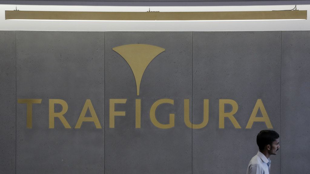 Trafigura's Mumbai Office | Trafigura offices, One BKC, Band