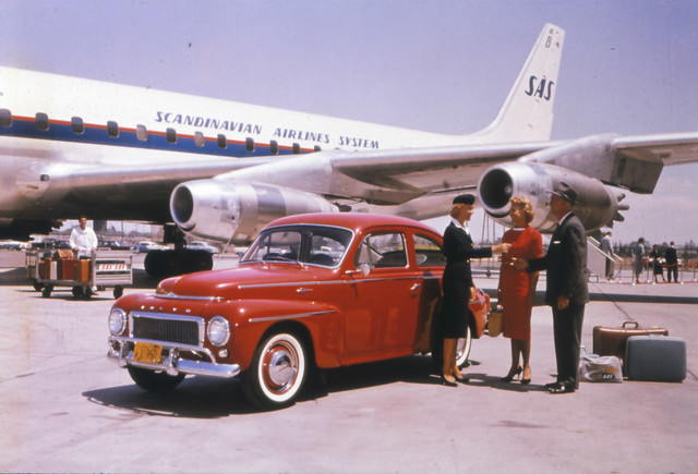 SAS Car rental