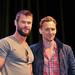 Chris Hemsworth and Tom Hiddleston: Wizard World Philadelphia 2016
