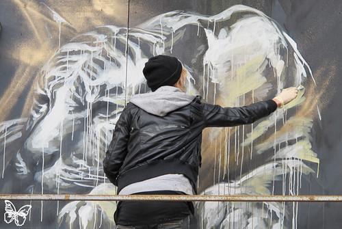 Faith47 - London | by Butterfly Art News