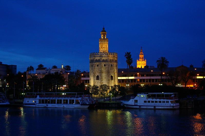 Sevilla, April 2013