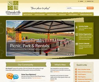 El Dorado Hills Community Services Districtedhcsd Website Flickr