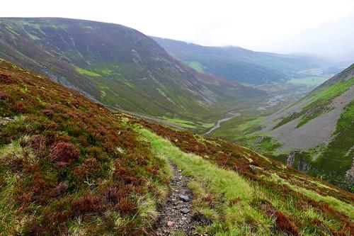 Slochd Beag and Glen Feshie | by Nick Bramhall