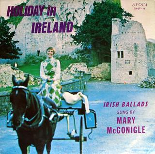 Mary McGonigle- 'Holiday in Ireland'