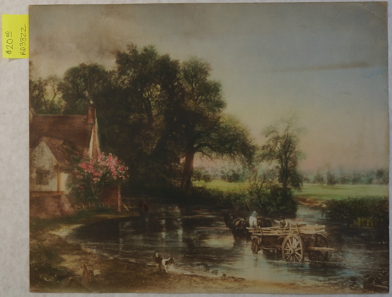 RD3322 The Hay Wain by John Constable DSC04975