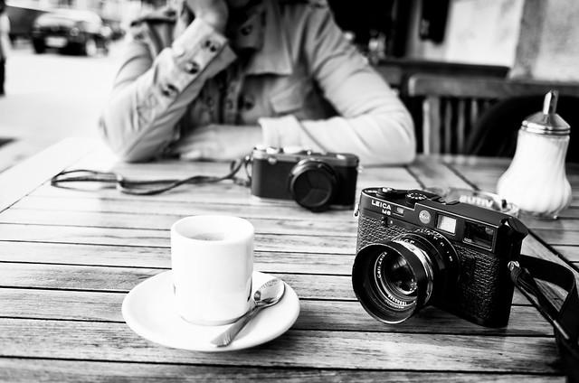 Coffee and Camera...Vienna