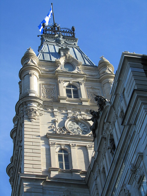 Detail, Hôtel du Parlement
