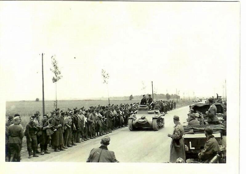Panzer I & II (2)