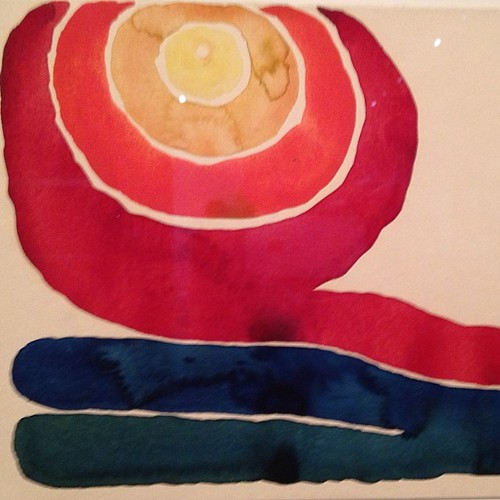 Georgia O'Keefe American Modernism @ #moma #art | by AnnahojY