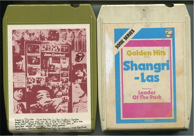8-Track: Rolling Stones / Shangri-Las