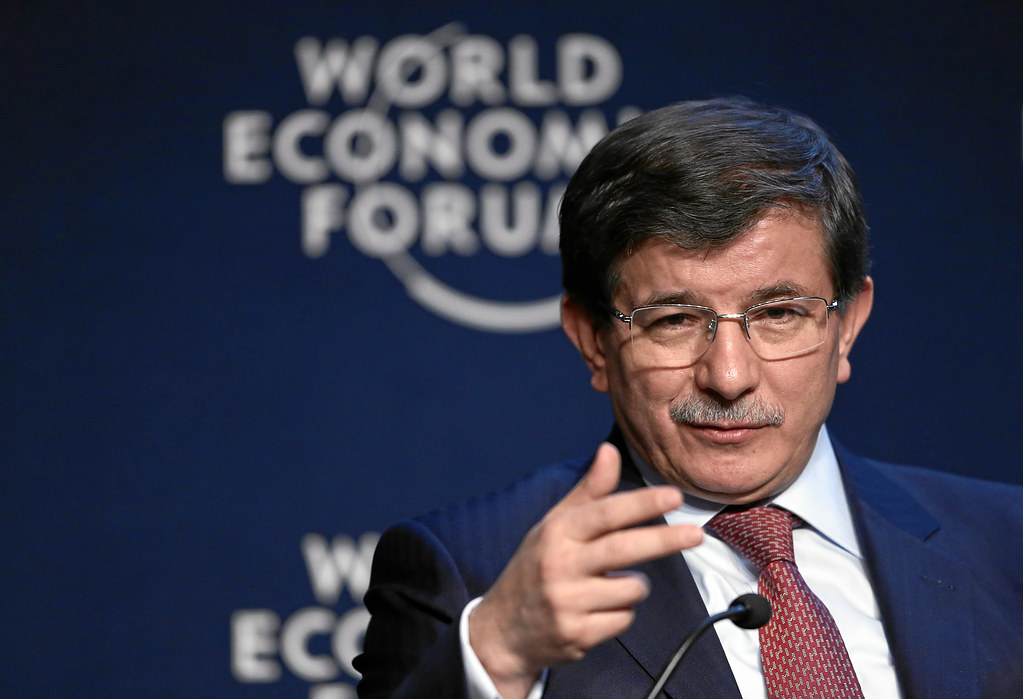 The Humanitarian Crisis in Syria: Ahmet Davutoglu