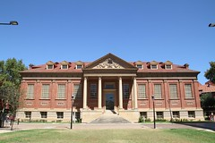 The University of Adelaide - Barr Smith Library, 2014