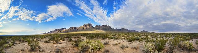 Organ Mountains- Desert Peaks National Monument