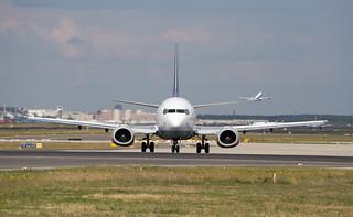 Lufthansa Boeing 737 500 Max Flickr