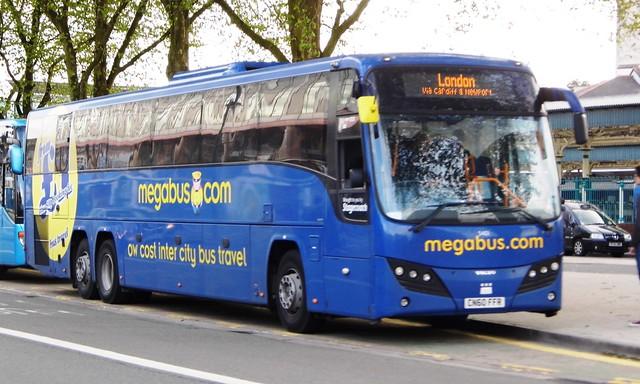Stagecoach 54101 CN60FFR