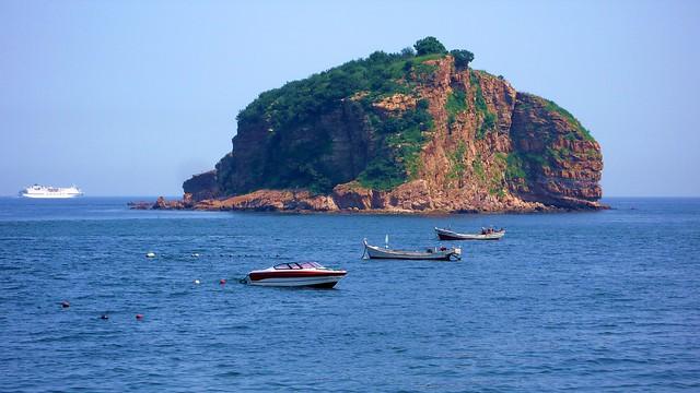 Dalian - Bangchui Island