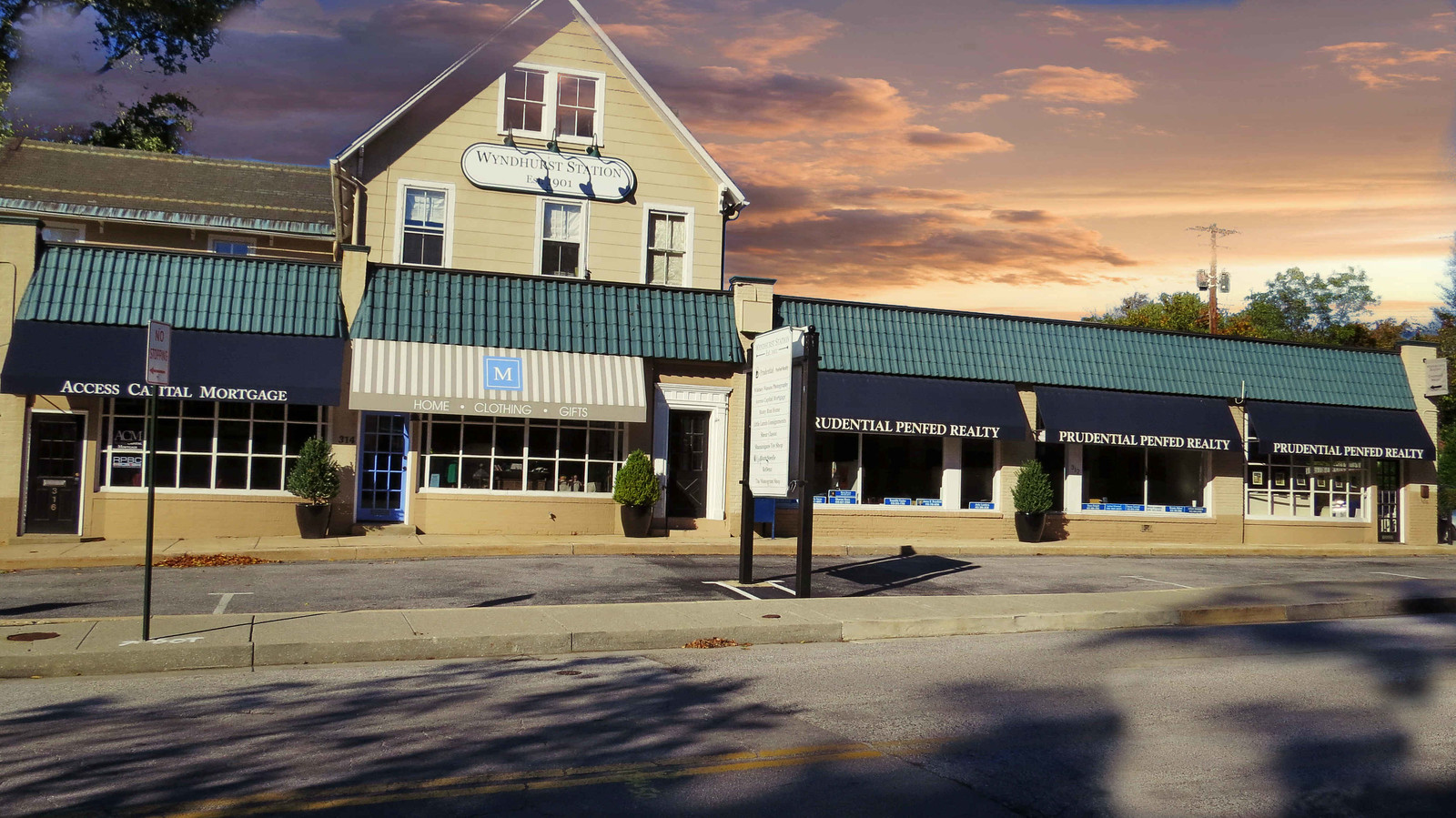 Open End Awnings Baltimore