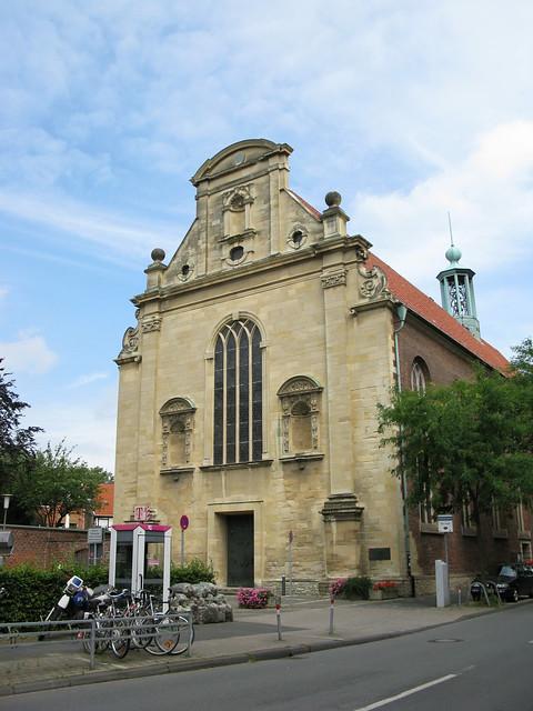 Münster (Westfalen), Germany.