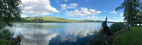 bluesky sky clouds scenicview lagos laguna statepark landscape panoramic panoramica outdoor lake outdooractivities