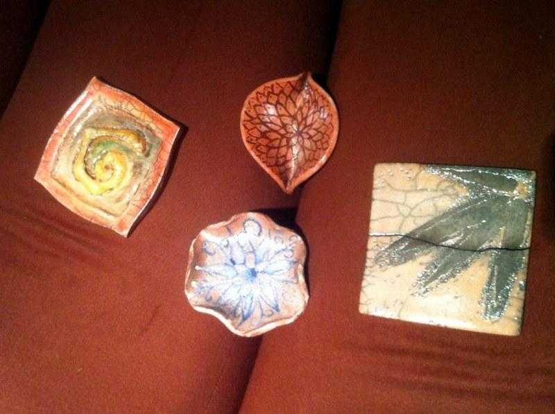 Dia do Ceramista  17 peças prontas