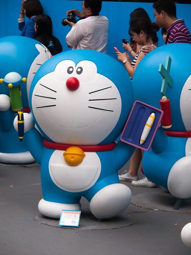 Doraemon | by Yuxuan.fishy.Wang