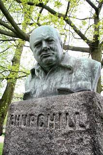 Churchill gives me the (Chur)chills!   by whereisemil