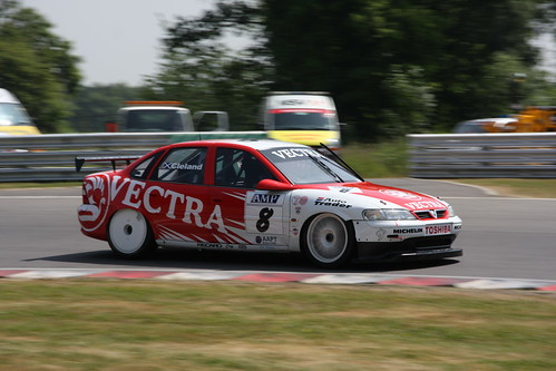 John Cleland - Vauxhall Vectra | by Rev Gear
