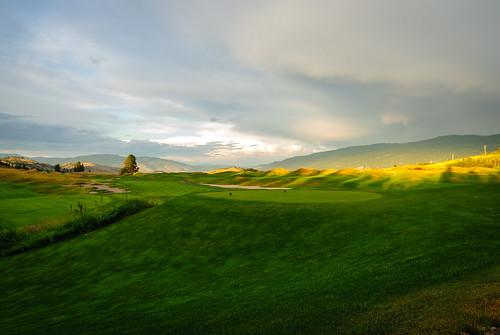 canada golf landscape britishcolumbia vernon predatorridgegolfresort