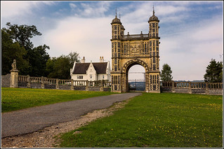 Eastwell Manor Tower and Gatehouse | by Smudge 9000