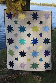 Wonky Star Quilt | by Everyday Fray
