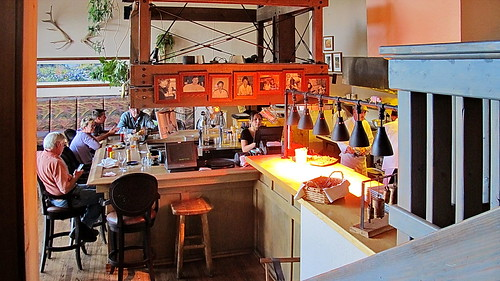 summer vacation building architecture bar buildings restaurant colorado lounge lodge ear co dining durango sows sowsear durangomountainresort silverpicklodge silverpick alhikesaz sowsearrestaurant