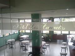 Cafetería. Hotel Los Laureles