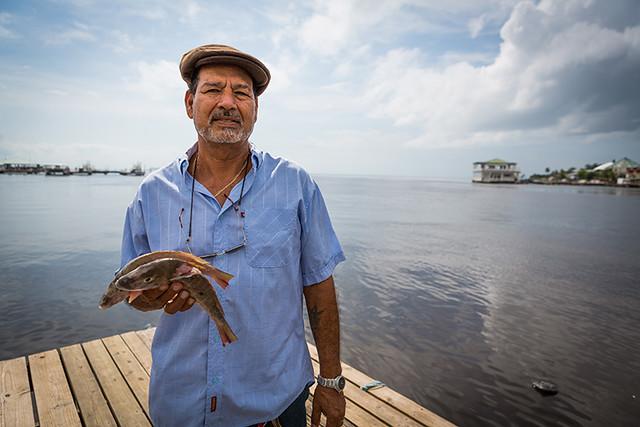 Fisheries in Belize 08
