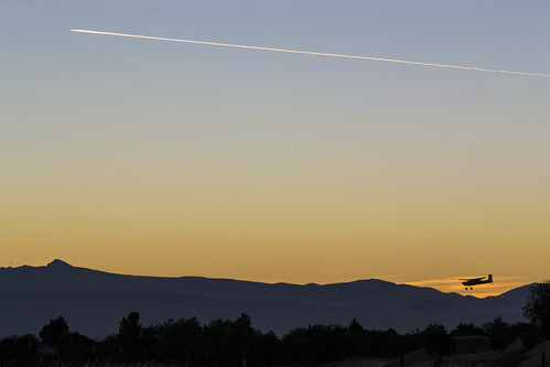 california sunrise airplane unitedstates jet redding lassen