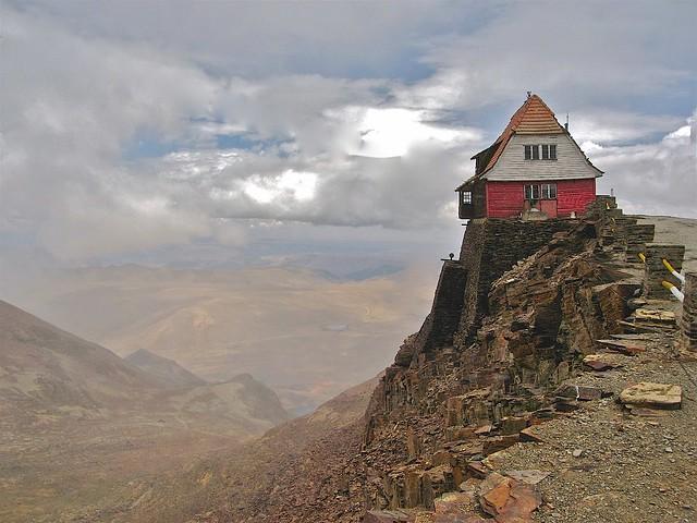 Chacaltaya, 5300m