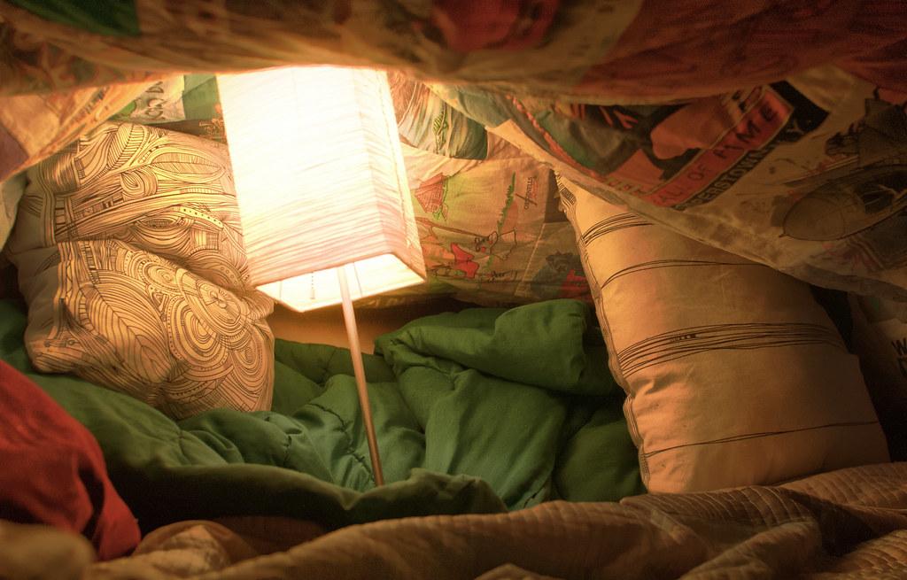 Image result for blanket fort