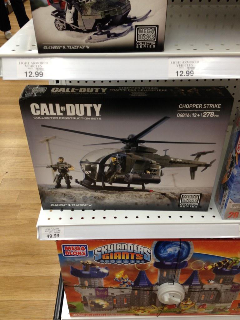 Lego Call Of Duty I Found A Lego Like Black Ops Set I Thi Flickr