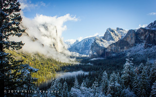 Yosemite in Shadow & Light | by Philip Kearney