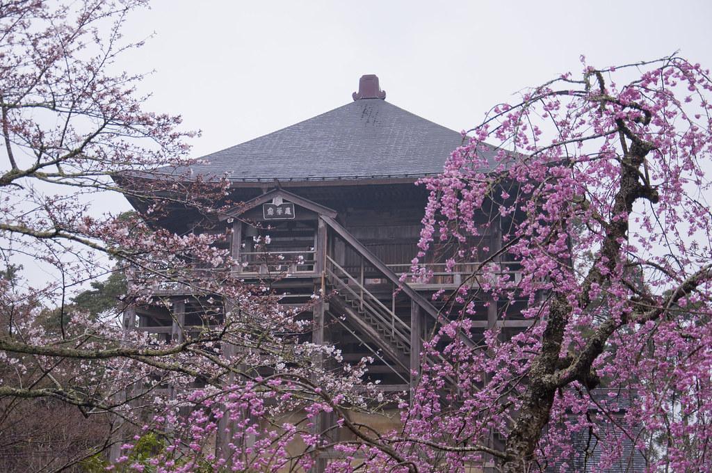 Kannon-do, 観音堂 @Kasamori-ji temple, Chiba, 笠森寺