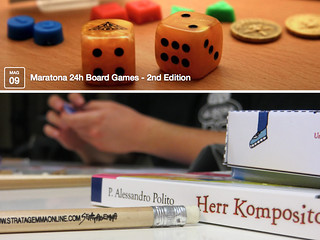 2014 - Firenze - Playtest del Card Game di Herr Kompositor®