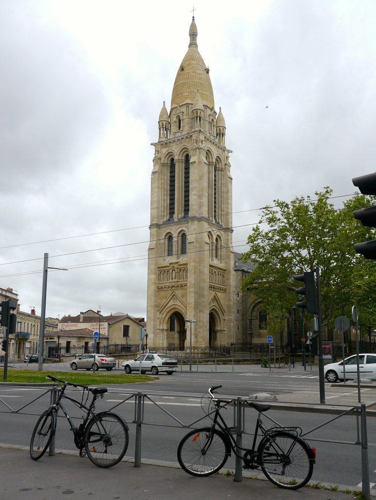Bordeaux-Bastide, Gironde: église Sainte-Marie de La Basti ...