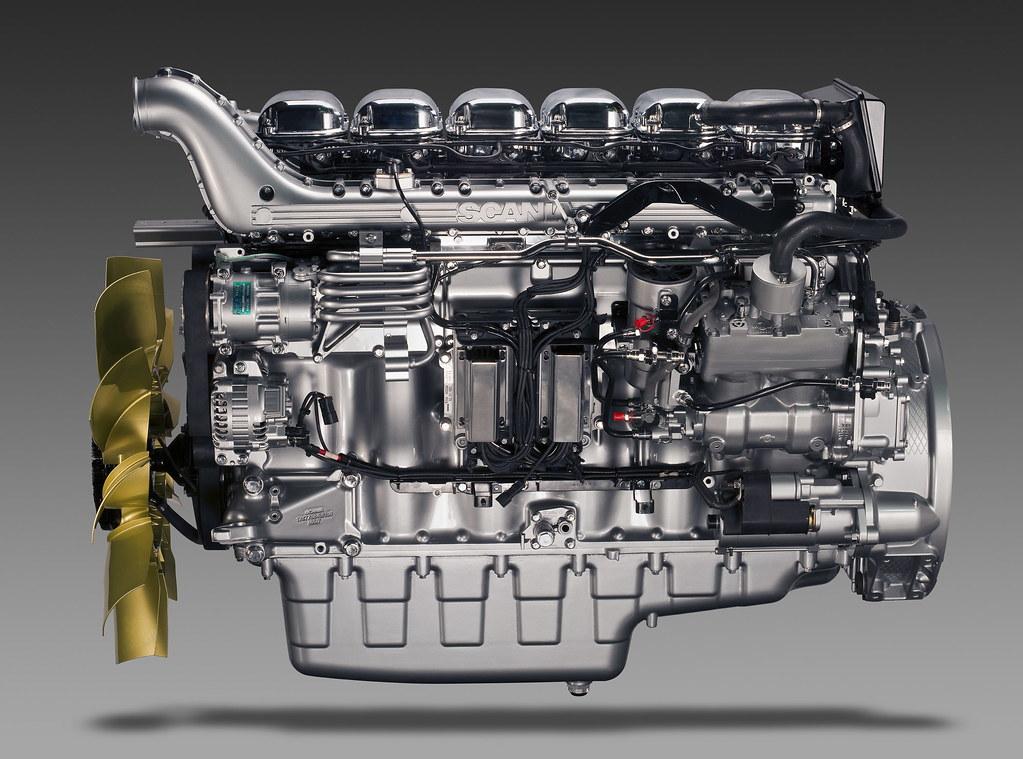 11732-003 | Scania Engines Euro 3, Euro 4 and Euro 5  Scania… | Flickr