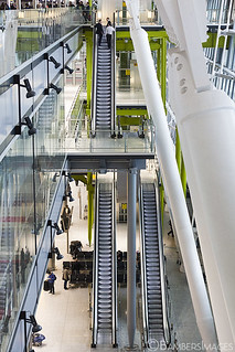 Heathrow Airport Terminal 5 | by BambersImages