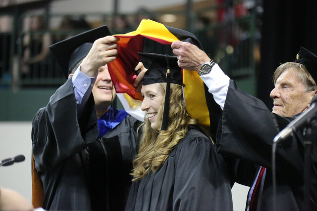 Spring Commencement - May 14, 2016