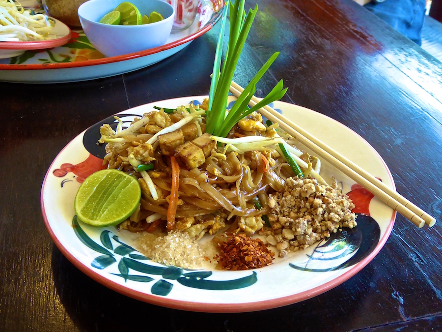 Street Food: Pad Thai