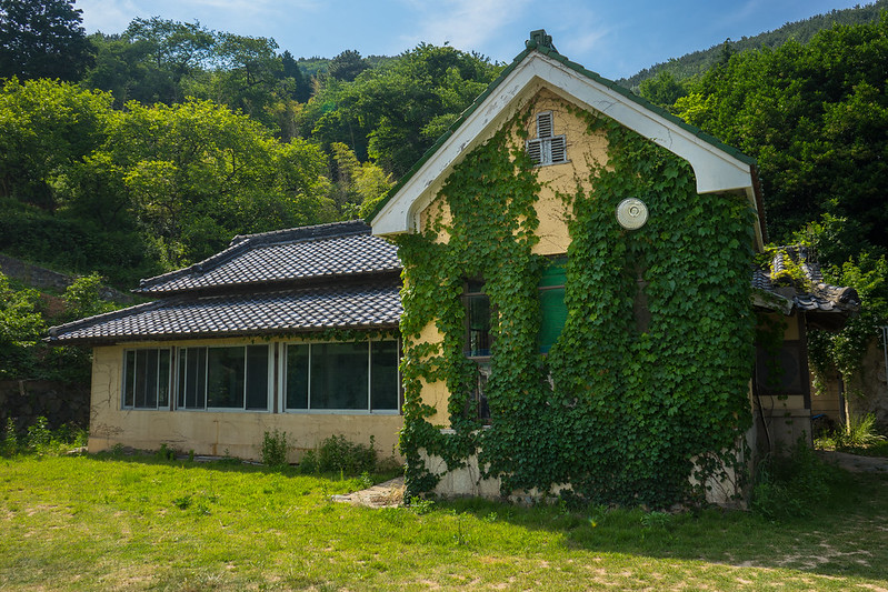 Gubongsan Japanese Hillside House, Busan, South Korea