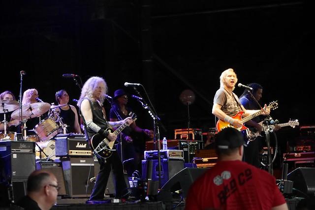 日, 2016-06-12 19:42 - Joe Walsh at BB&T Pavilion
