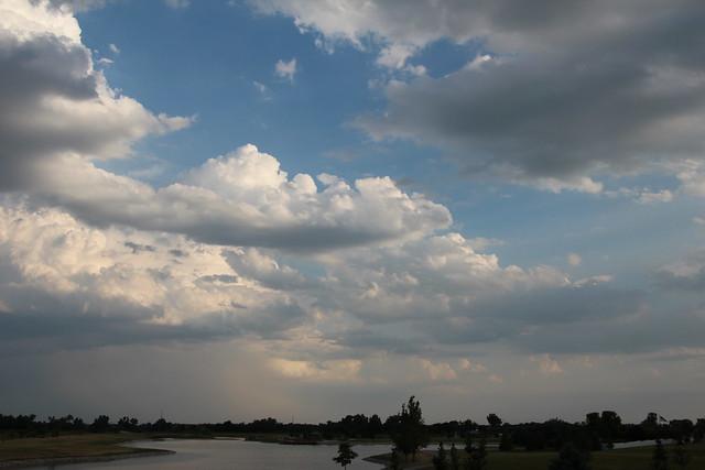 070813 - Photographic Nebraska Storm Cells