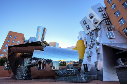 MIT Stata Center | by rjshade